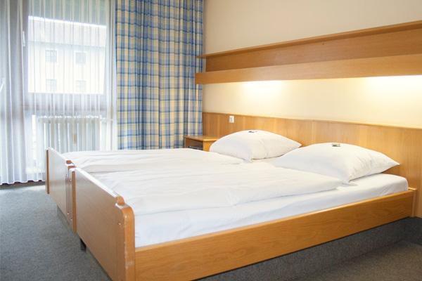 Doppelzimmer - Hotel am Regenbogen Cham